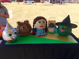 our wizard of oz pumpkins for this year ideas