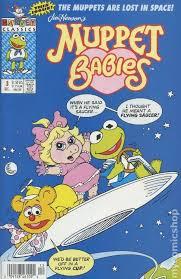 muppet babies 1992 harvey comic books