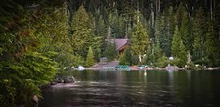 lodging river oregon lost lake resort cground river oregon gorge fly