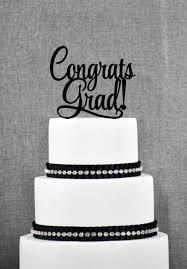 congrats grad graduation cake topper graduation cake topper