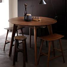 round walnut dining table round walnut dining table best gallery of tables furniture