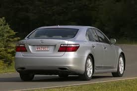 2006 lexus ls 460 lexus ls 460 review the about cars