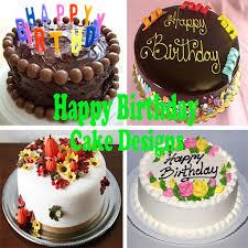 birthday cake designs happy birthday cake designs izinhlelo ze android ku play