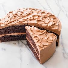 weekend recipe chocolate layer cake kcet