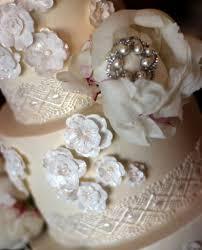 edible lace intricate edible lace wedding cake ambrosia cake creations