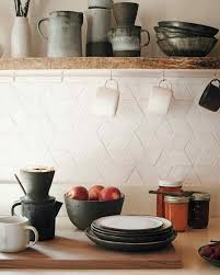 kitchen tile idea best 25 white tile backsplash ideas on subway tile