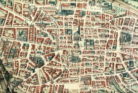 map of bologna file bodleian libraries map of bologna in closeup of joan blaeu