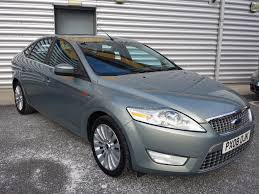 ford mondeo titanium x 2 5t 4dr 2008 for sale aspinall cars