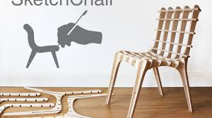 sketchchair furniture designed by you by diatom u2014 kickstarter