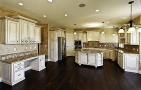 White Kitchen Cabinets With Dark Floors 35 Beautiful White Kitchen Designs With Pictures Designing Idea
