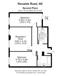 property for sale ronalds road highbury n5 2 bedroom flat