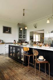 industrial kitchen islands dark rustic oak flooring elegant chinese black kitchen island with