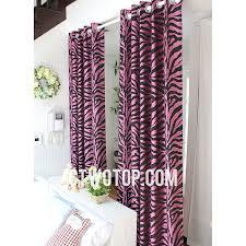 Zebra Print Curtain Panels Stunning Design Zebra Print Curtains Valuable Black White Sheer 84