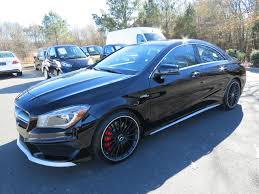 mercedes cla45 amg for sale 2014 mercedes cla45 amg 4matic start up exhaust and in