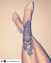 henna art on leg makedes com