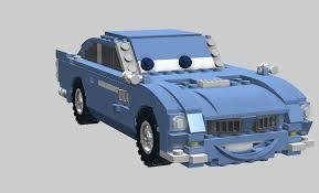 fin mcmissile finn mcmissile disney pixar cars 2 character flickr