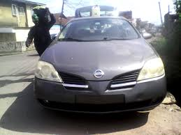 cheap nissan cars 2005model nissan primera for sale in lagos nigeria tokunbo