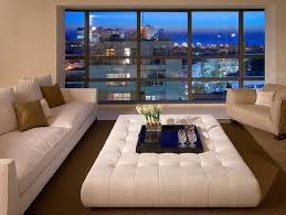 Most Comfortable Chair And Ottoman Design Ideas Best 25 Leather Ottoman Coffee Table Ideas On Pinterest Tufted