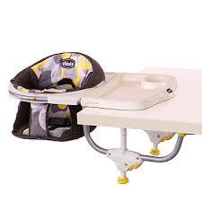 siege bebe adaptable chaise crapaud a testé le siège de table chicco 360