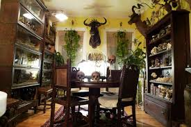 The Dining Room Brooklyn Taxidermy Comes Alive On The Web The Silver Screen And In Your