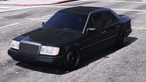 1993 Mercedes Coupe 1993 Mercedes Benz W124 Add On Hq Gta5 Mods Com