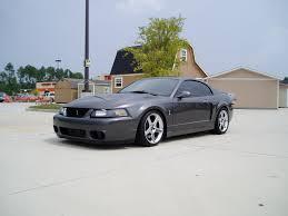 2003 Mustang Cobra Black 2003 Ford Mustang Cobra Svt Car Autos Gallery