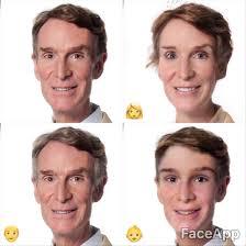 Meme Face App - bill nye faceapp know your meme