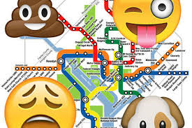 Reagan Airport Map Poll Which Emojis Perfectly Sum Up The Metro U0027s Red Line Curbed Dc