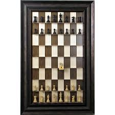 Outdoor Checker Table Made From Chess And Tables Chess Usa Store