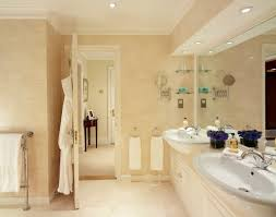 modern minimalist apartment bathroom interior design with free