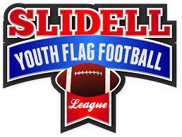 Bronco Flag Slidell Youth Flag Football Logo Jpg