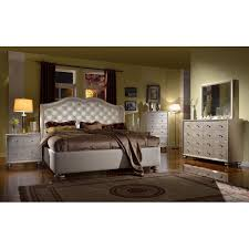 Manhattan Bedroom Furniture B1703 Manhattan Platinum Bedroom Set Ugalleryfurniture