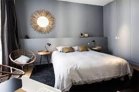 la chambre en direct un bleu gris pour la chambre déco couleur http m habitat