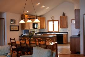 kitchen overhead lighting ideas kitchen captivating kitchen lighting ideas vaulted ceiling led