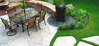 Simple Backyard Landscapes 25 Backyard Designs And Ideas Inspirationseek Com