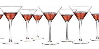 stemless martini glasses 20 best martini glasses in 2017 unique martini glasses for every
