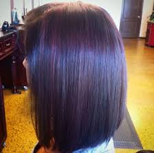 best 25 purple highlights ideas on pinterest brown hair purple