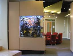 Free Standing Reception Desk Just Add Water U0027s Spectacular Aquatic Concepts