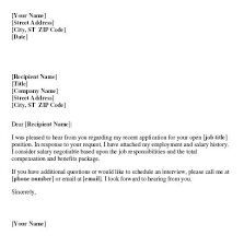 cover up letter for job application follow up letter example