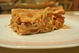 jeux de cuisine lasagne lasagnes façon napolitaine dans la cuisine de fabienne