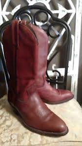 s country boots size 11 vintage frye cus cowboy boots reddish brown s size 11 d usa