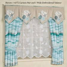 theme valances themed curtains touch of class