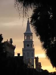 Comfort Zip Code Charleston Steeple At Sunset Favorite Wallpapers For Iphone