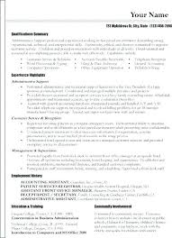 resume format administrative officers exams 4 driving lights functional resume format exles