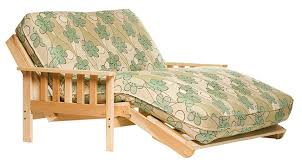 futon planet mission lounger full size futon package