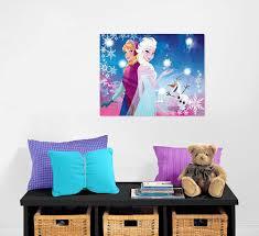 amazon com disney frozen canvas led wall art toys u0026 games