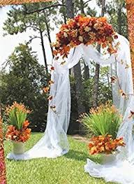 Wedding Archway Amazon Com Metal Wedding Arch 55