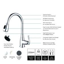 stunning water filter for pull down faucet pictures best idea