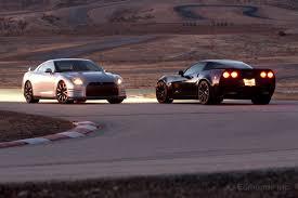 nissan gtr vs corvette z06 inside line 2012 z06 vs 2013 nissan gt r 2009gtr com
