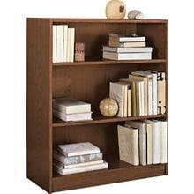 Mahogany Effect Bookcase Bookcases And Shelving Units Argos